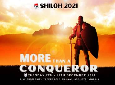 DECLARING SHILOH 2021